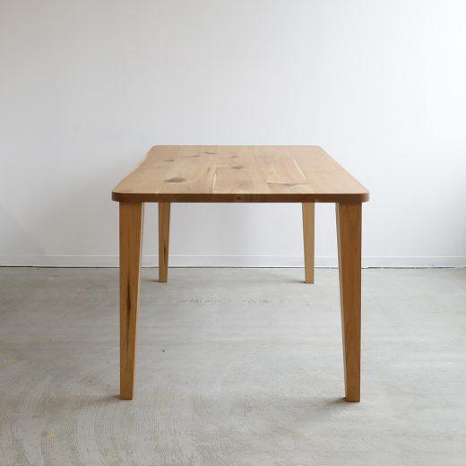 mori to kurasu クルミ ダイニングテーブル W1500